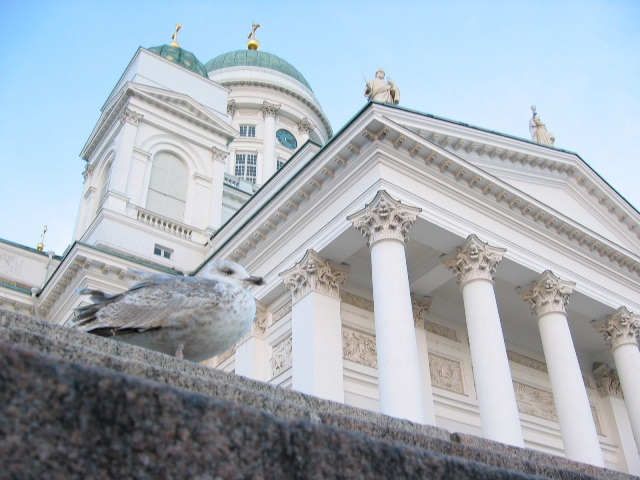 Helisinki Cathedral. Finland tours – Hit The Road Travel