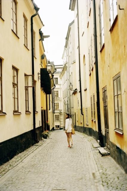 Stare Miasto wSztokholmie