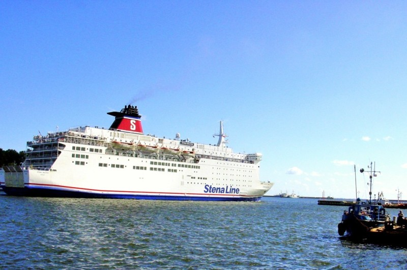 Stena Line ferry, Gdynia - Karlskrona. Cruise to Scandinavia – Hit The Road Travel