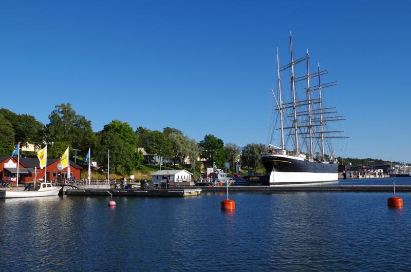 Żaglowiec Pommern, Mariehamn, Wyspy Alandzkie. Finlandia wycieczki – Hit The Road Travel