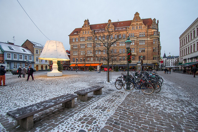 Lilla Torg, Malmö, Sweden. Cruise to Scandinavia – Hit The Road Travel