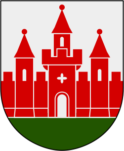 the coat of arms of Lund