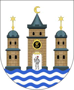 the coat of arms of Copenhagen