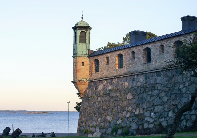 Bastion Aurora, Karlskrona. Impreza integracyjna, konferencja na promie do Szwecji – Hit The Road Travel