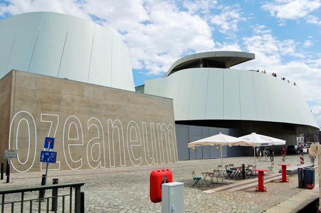 Ozeaneum, Stralsund, Niemcy