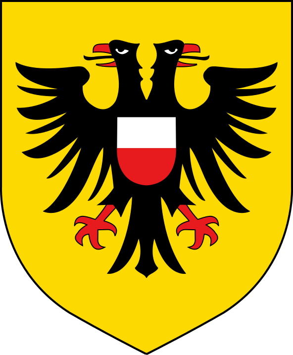 the coat of arms of Lübeck