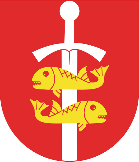 the coat of arms of Gdynia