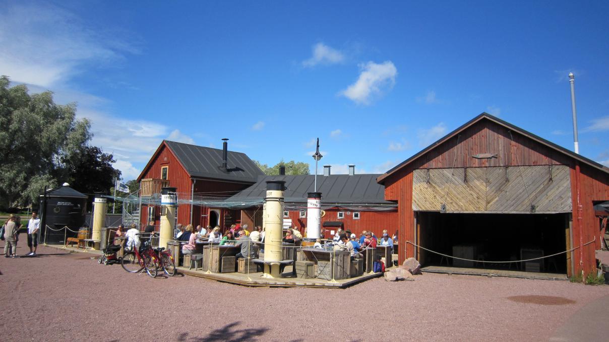 Sjökvarteret, Mariehamn, Wyspy Alandzkie. Finlandia wycieczki – Hit The Road Travel
