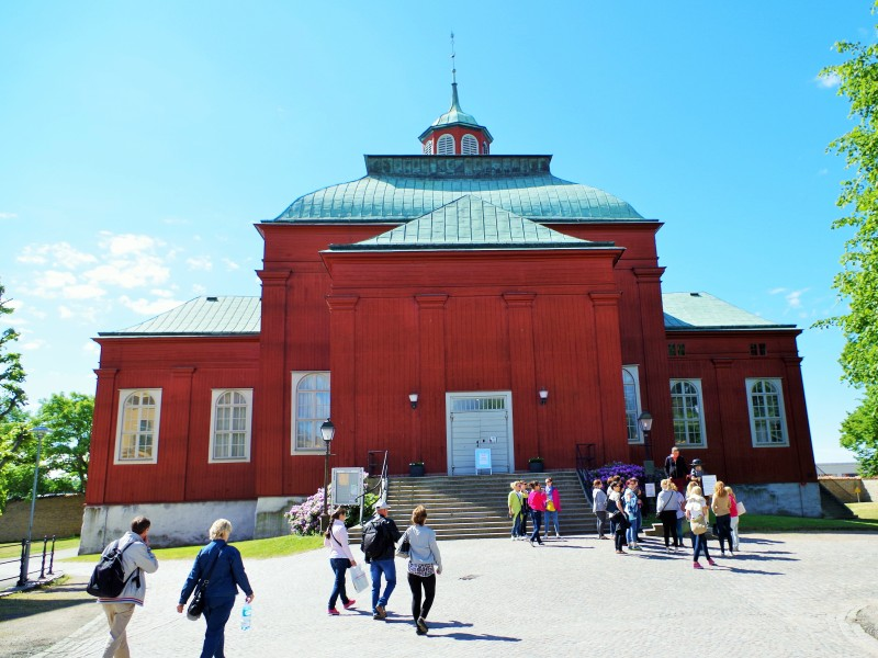 Ulrica Pia, Karlskrona, Sweden. Conference in Sweden, incentive cruises to Sweden – Hit The Road Travel