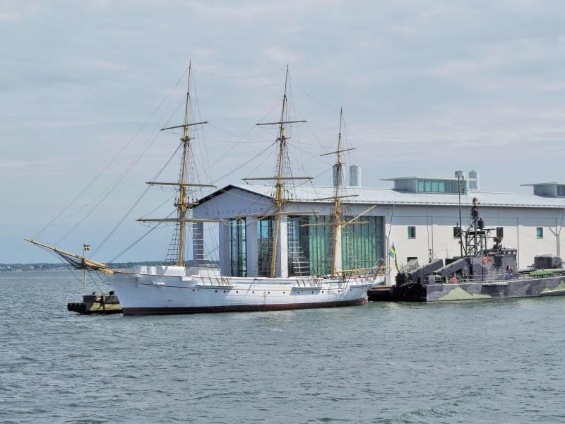 Muzeum Morskie, Karlskrona. Wyjazd integracyjny doSzwecji, konferencja Karlskrona – Hit The Road Travel