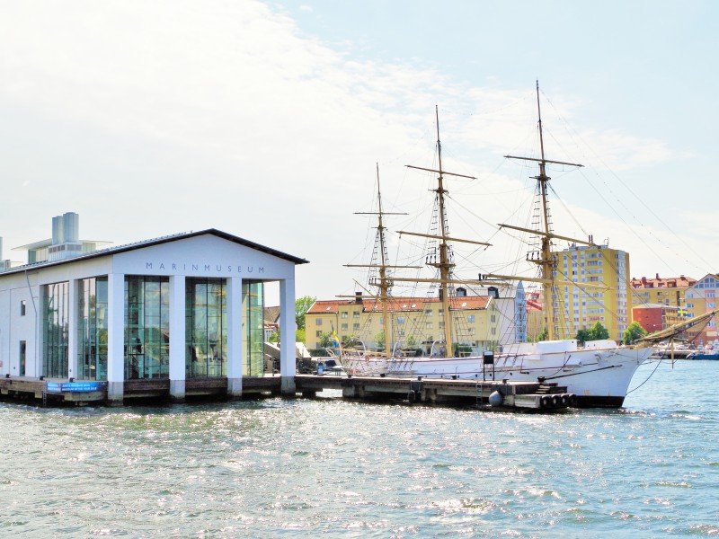Marine Museum, Karlskrona, Sweden. Incentive cruises to Sweden, conference on the ferry – Hit The Road Travel