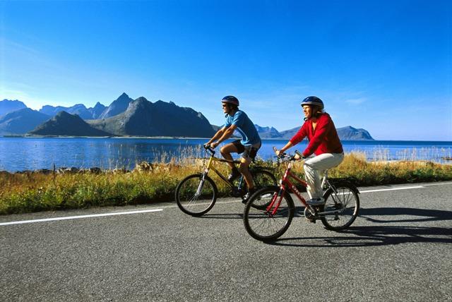 Wycieczka rowerowa, Lofoty. Wycieczka naLofoty – Hit The Road Travel