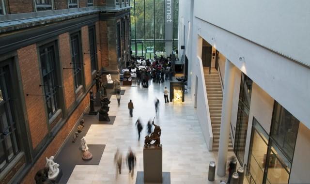 Duńska Galeria Narodowa – Statens Museum for Kunst