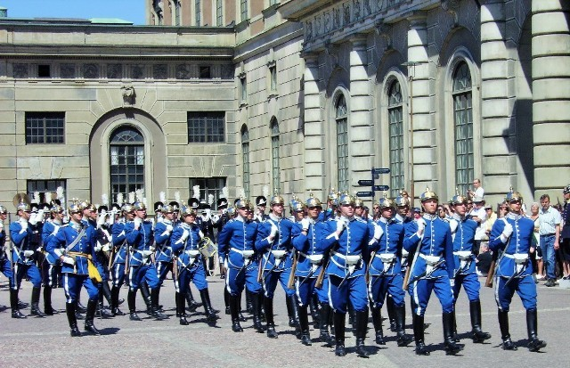 Royal Palace in Stockholm. Stockholm tours, group tour packages to Stockholm – Hit The Road Travel