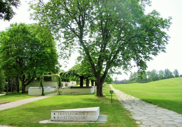 Cmentarz Leśny wSztokholmie. Wycieczka doSztokholmu, wyjazdy firmowe doSztokholmu – Hit The Road Travel