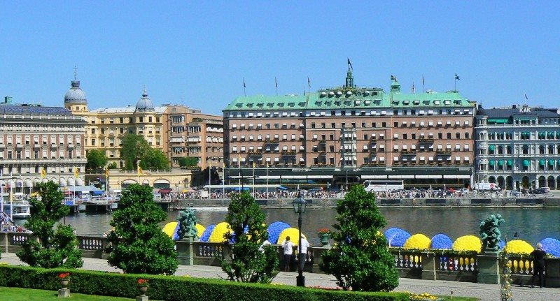 Grand Hotel in Stockholm. Stockholm tours, group tour packages to Stockholm – Hit The Road Travel