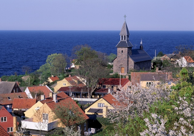 Gudhjem, Bornholm, Denmark. Bornholm tours – Hit The Road Travel