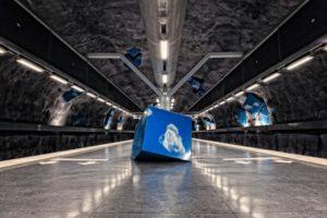 Metro wSztokholmie. Wycieczka doSztokholmu, wyjazdy firmowe doSztokholmu – Hit The Road Travel