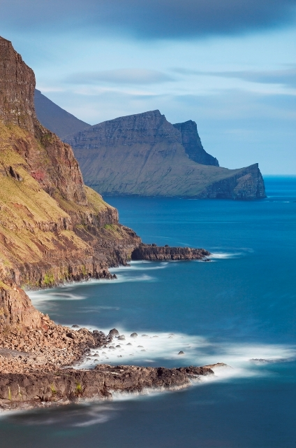 Vágar cliffs, Faroe Islands. Faroe Islands tours, travel to Faroe Islands – Hit The Road Travel
