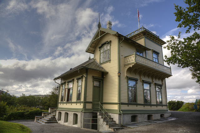 Troldhaugen - Grieg's house and museum in Bergen. Norway tours – Hit The Road Travel