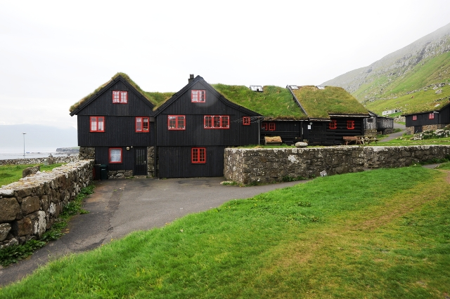 Kirkjubøur, Faroe Islands. Faroe Islands tours, travel to Faroe Islands – Hit The Road Travel