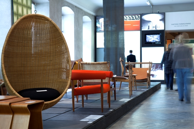 Muzeum designu wKopenhadze