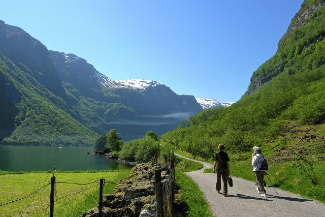Nærøyfjorden, Norway. Norway tours – Hit The Road Travel