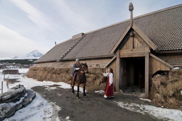 Lofotr - Muzeum Wikingów. Wycieczka naLofoty – Hit The Road Travel