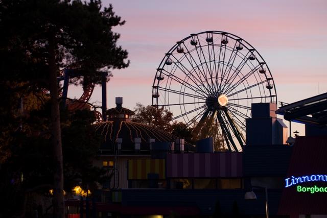 Park rozrywki Linnanmäki wHelsinkach, Finlandia. Wycieczka doDoliny Muminków – Hit The Road Travel