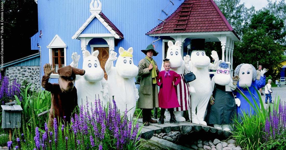 Moominworld, Turku, Finland. School trips to Finland – Hit The Road Travel