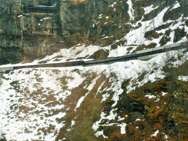 Railway line to Flåm, Norway. Norway tours – Hit The Road Travel