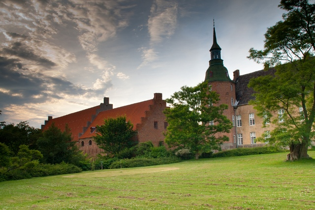 Holsteinborg Castle, Denmark. Trip to Denmark, Denmark tours, travel to Denmark – Hit The Road Travel