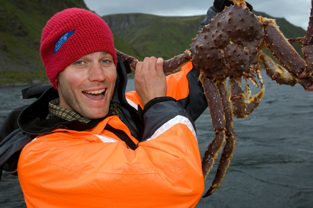 Krab królewski, Finnmark, Norwegia. Wycieczka naNordkapp, Norwegia wycieczki – Hit The Road Travel