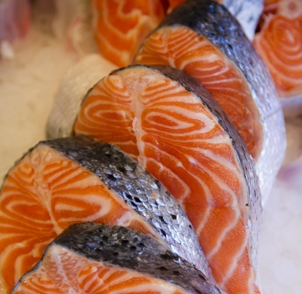 Norwegian salmon. North Cape tours, trips to Norway – Hit The Road Travel