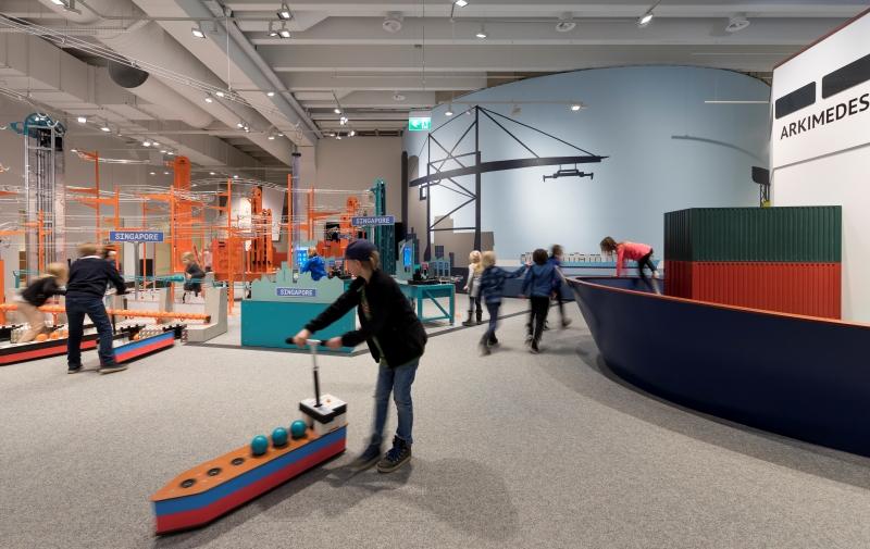 Experimentarium, Copenhagen. Tours of Copenhagen – school trips, family trips – Hit The Road Travel