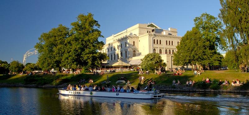 Great Theatre, Royal Park, Gothenburg, Sweden. Trip to Gothenburg, conference in Gothenburg – Hit The Road Travel