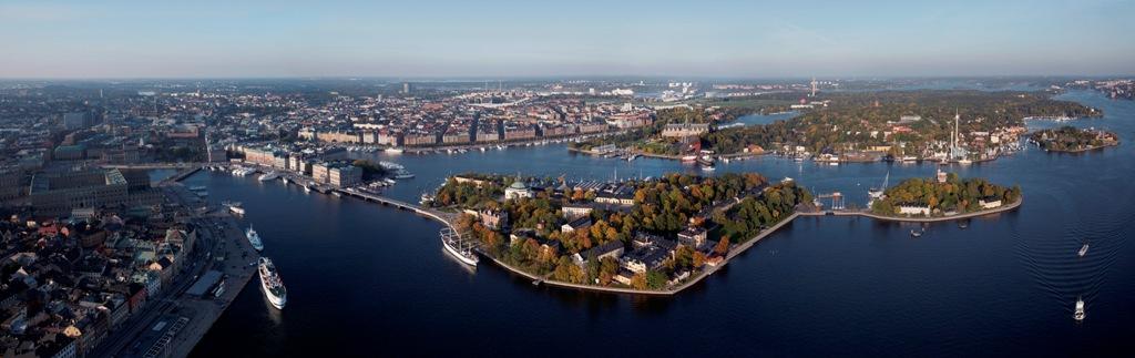 Panorama Sztokholmu. Wycieczka doSztokholmu, wyjazdy firmowe doSztokholmu – Hit The Road Travel