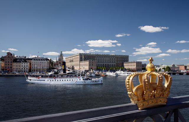 Zamek Królewski wSztokholmie. Wycieczka doSztokholmu, wyjazdy firmowe doSztokholmu – Hit The Road Travel