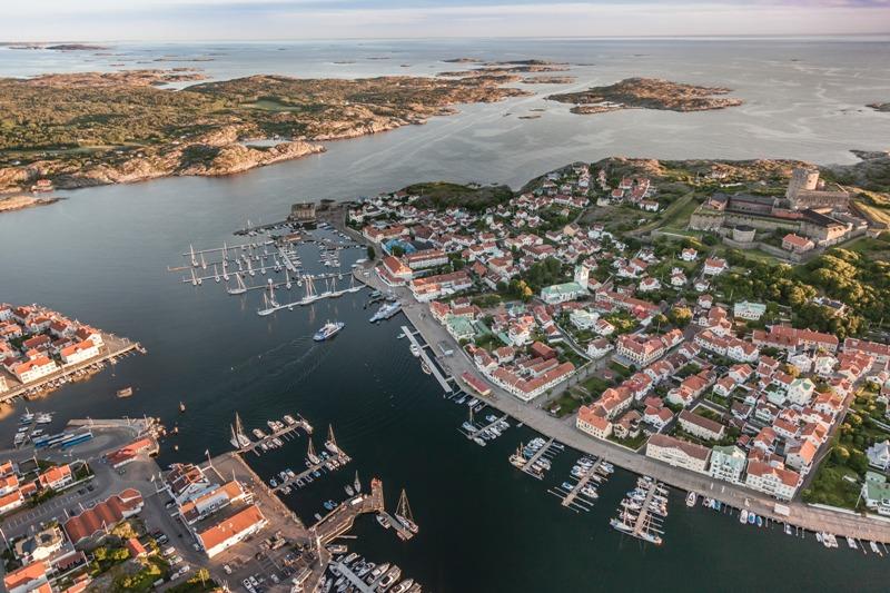 Twierdza Carlsten nawyspie Marstrand, Szwecja. Wyjazd doSzwecji, wycieczka doGöteborga – Hit The Road Travel