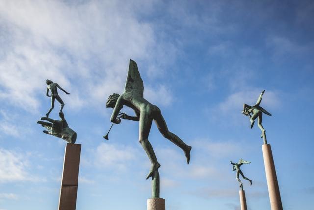 Millesgården. Wycieczka doSztokholmu, wyjazdy firmowe doSztokholmu – Hit The Road Travel