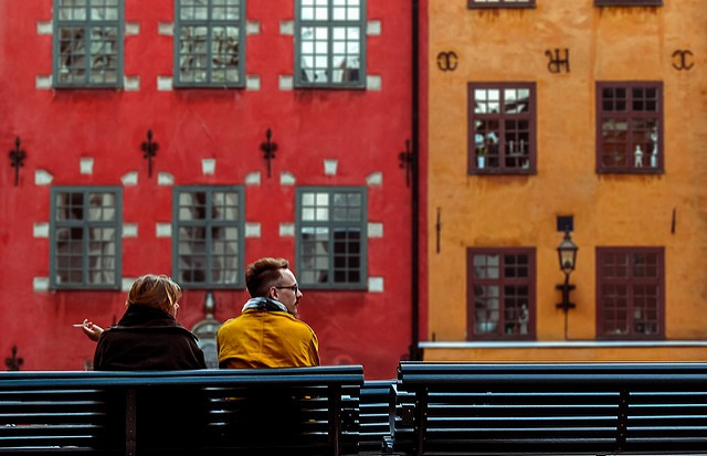 Stare Miasto wSztokholmie. Wycieczka doSztokholmu, wyjazdy firmowe doSztokholmu – Hit The Road Travel