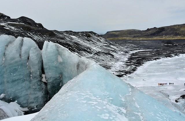 Lodowiec Sólheimajökull, Islandia. Islandia wycieczki, wycieczka naIslandię – Hit The Road Travel