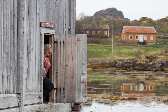 Muzeum Lofotów, Kabelvåg, Norwegia. Wycieczka naLofoty – Hit The Road Travel