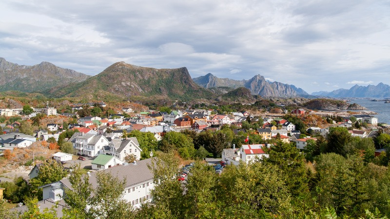 Kabelvåg, Norwegia. Wycieczka naLofoty – Hit The Road Travel
