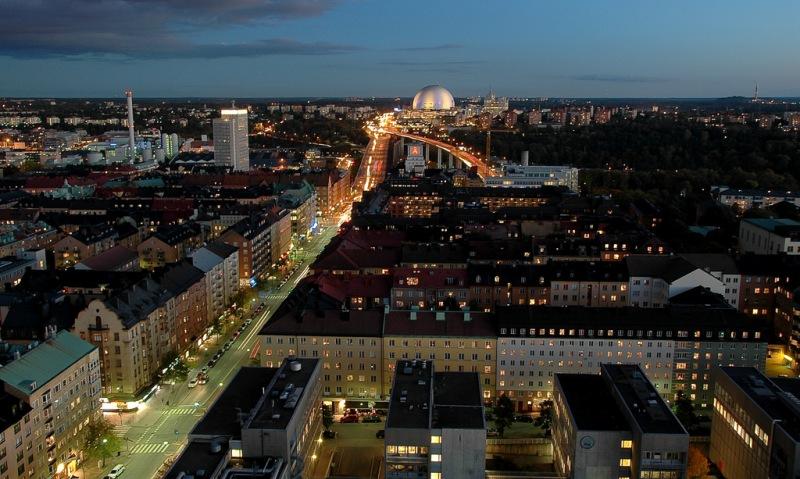 Södermalm, Sztokholm. Wycieczka doSztokholmu, wyjazdy firmowe doSztokholmu – Hit The Road Travel