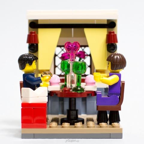 photo: Lego Photo mureut
