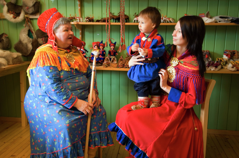 Sami people, Norway. North Cape tours, trips to Norway – Hit The Road Travel