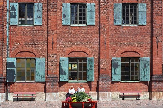 Arsenał Kronhuset, Göteborg. Wyjazd doSzwecji, wycieczka doGöteborga – Hit The Road Travel