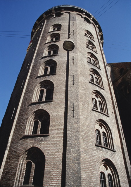 Round Tower (Rundetaarn), Copenhagen. Trip to Denmark, Denmark tours, travel to Denmark – Hit The Road Travel
