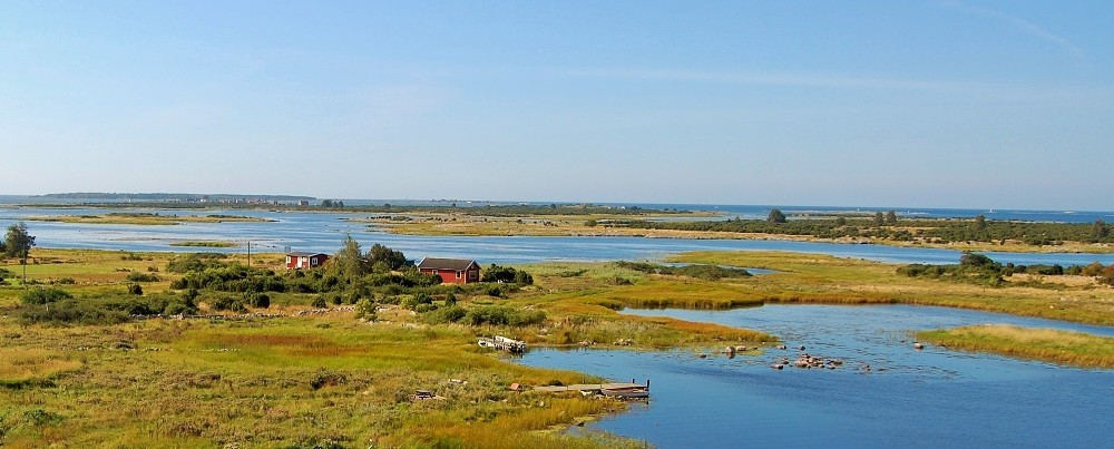 Torhamn Cape, Sweden. Sweden tours, Baltic cruises to Sweden – Hit The Road Travel